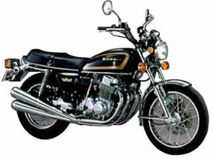 1978 Honda CBK 750